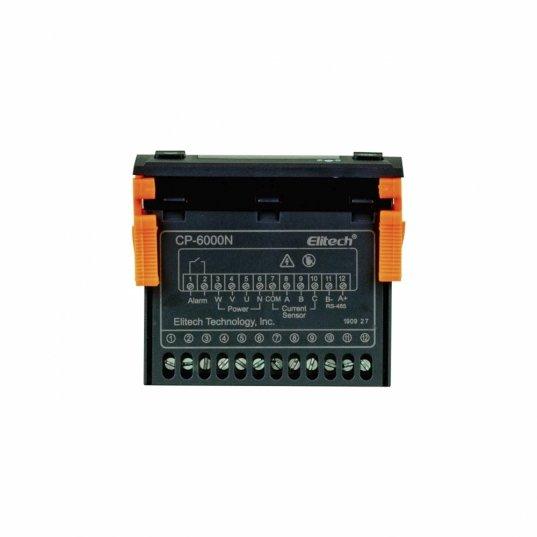 Protetor de corrente trifásico multifuncional com transformador de 80A Mod. CP-6000 Elitech Brasil