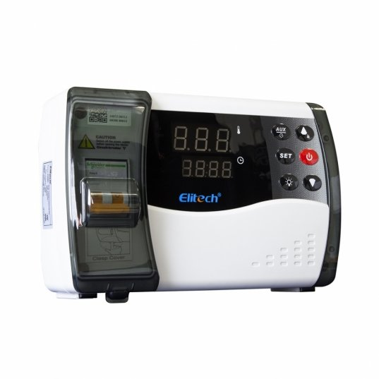 Quadro de comando para Câmaras frias monofásicas de congelados ou resfriados até 3HP Mod. ECB-1000Pluswifi 220V Elitech Brasil