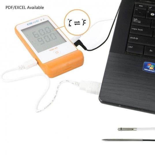 Conexão USB GSP-6G