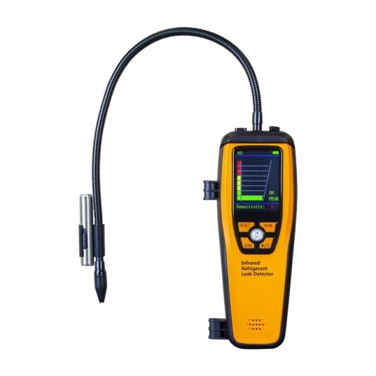 Detector de fuga de gás Infravermelho Mod. ILD-200 Elitech Brasil