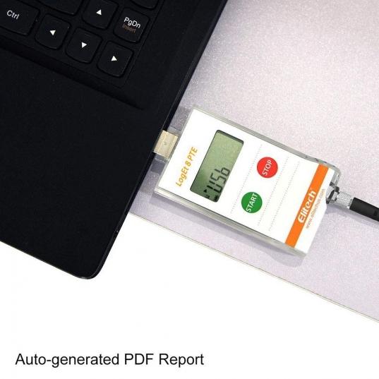 Loget8 PTE Conectado USB