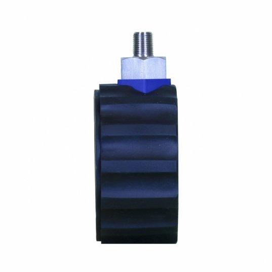 Manifold digital 500psi 87 gases PG-30Pro Azul Elitech Brasil