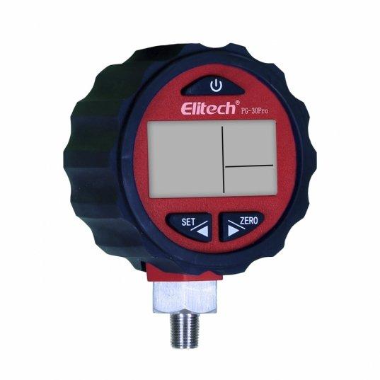 Manifold digital 800psi 87 gases PG-30Pro Vermelho Elitech Brasil