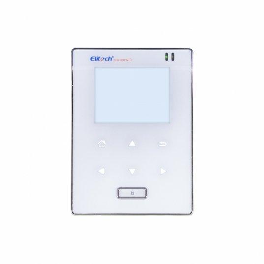Datalogger temperatura e umidade (-40+80°C / 10-95%UR) 20.000 leituras, conexão wifi Mod. RCW-800wifi Elitech Brasil
