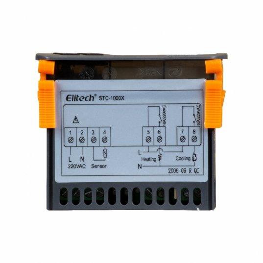 Controlador STC-1000X Panorâmica