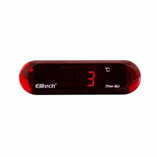 Termômetro digital -50 a 120°C 220v Mod. TPM-960 Elitech Brasil