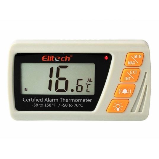 VT-10 Termometro com sonda de Glicol