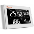 Detector de qualidade do ar Temtop P20 doméstico PM2.5 Diagonal