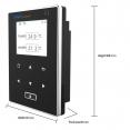 Datalogger de temperatura (2 sensores de temperatura) -40 A 80°C. Sem fio, conexão Wifi 20.000 leituras Mod. RCW-600wifi Elitech Brasil com Medidas